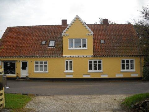 billeder med huse